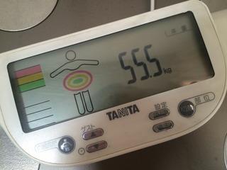 体重before