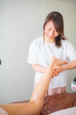 リンパ足のサムネイル画像
